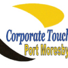 Corporate Touch Port Moresby Logo (CTMP)