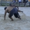 Beach Wrestling Tackle