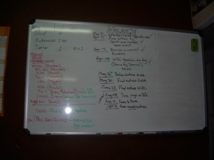 Deadlines and members.