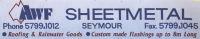 AWF Sheetmetal