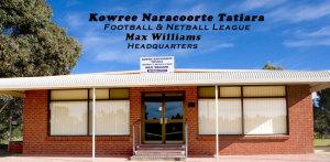 Max Williams KNTFL Headquarters
