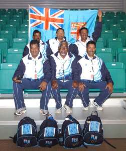 Men's Bowls team
