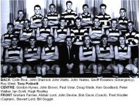 1963 Geelong Team