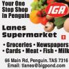 Lanes Supermarket