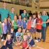 Noosa Basketball Mini Hoops Players and Coaches