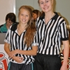 Grand Final Referees Izzy Anderson & Kate Evans