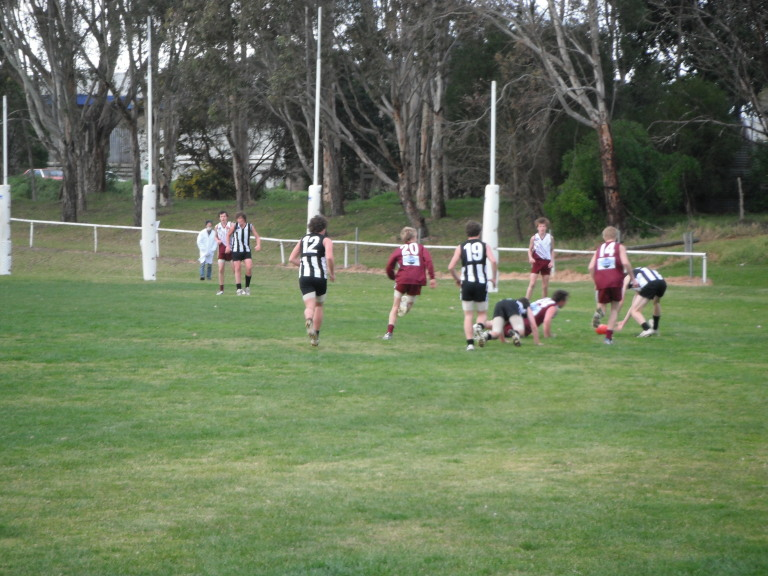 Mallee Football League Inter League