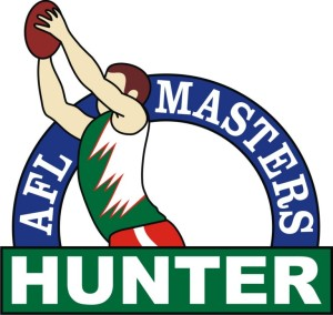 Hunter AFL Masters Logo