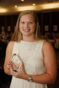 Jamie-Lee Lewis_AWPI Player of the Year with a Disability 2012