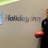 Jake Stringer - Holiday Inn Stay Fanatical Ambassador 2012
