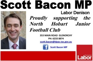 Scott Bacon MP