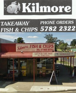 Kilmore Fish & Chips Player Award