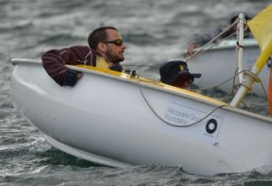 Neil Patterson & Roy Jewell (DYC) at the Access Class 2012 World Championships