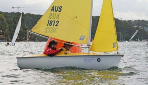 Neil Patterson & Roy Jewell (DYC) at the Access Class 2012 Worlds