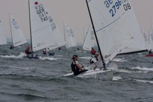 OK 2012 Worlds Allansson Leads Day 6