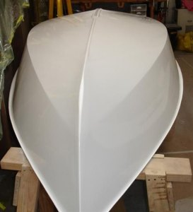 Icebreaker hull