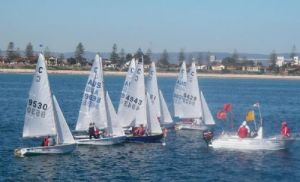 Int Cadet Start at LBSC
