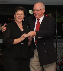 MYC prizegiving 2009-10, Julie Gratham Daccord