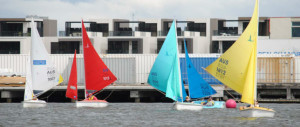Fleet Downwind on October 6 2013