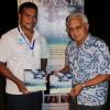 Fiji's Leslie Copeland & Dr Robin Mitchell
