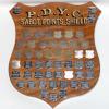 Senior Sabot Points Shield