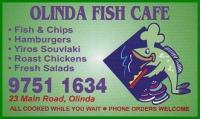 Olinda Fish Cafe