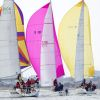 Light air downwind for Farr Fetched, Salamander 111 and Dry White BLiSS 2015_credit Steb Fisher.