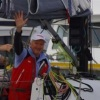 Pete Gilmour - Photo Rick Steuart Perth Sailing Photography