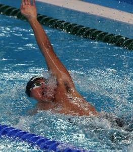 COK Tamaruata Strickland 100m Backstroke