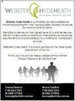 Webster Hyde Heath Advert