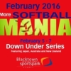 Feb 2016 Softball Mania
