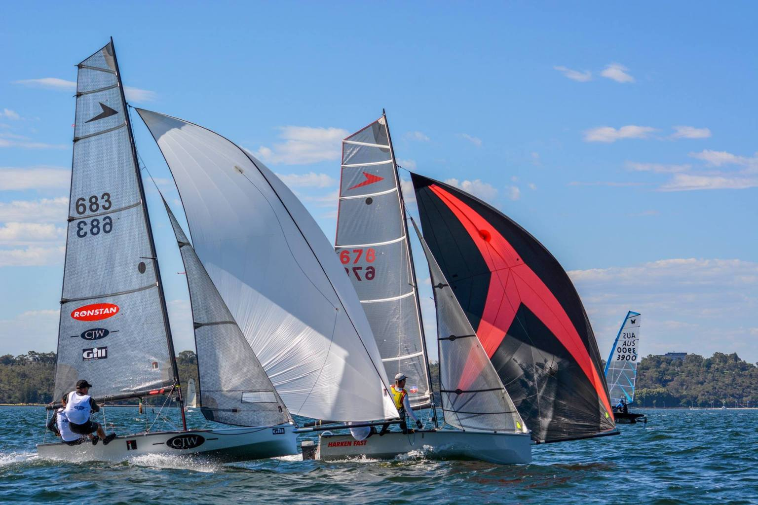 Squishy Yacht Buoys : Around the Buoys 20th February 2016 - Geraldton Yacht Club - SportsTG