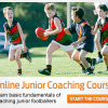 AFL Online Juniour Coaching Course
