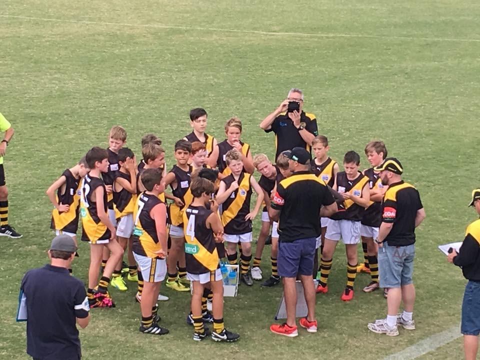 ROUND 1 RESULTS - Mitcham Junior Football Club - SportsTG
