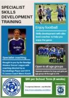 Specialist Skills Development Training