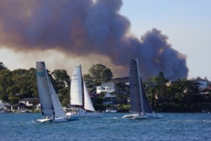 Twilight Race 18 Nov 16 Fires