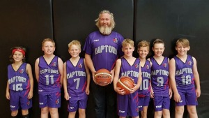 U12 Boys & Coach Aaron - Eltham/Dandenong Tournament 2017