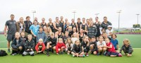 Grey Sticks & Family Members (Gold Medalists)