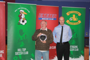 HSA Referee of the Year - Dave Noble