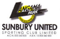 7. SUNBURY UNITED SPORTING CLUB