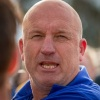 Cranbourne and Mornington premiership coach Simon Goosey.