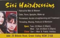Sisi Hairdressing