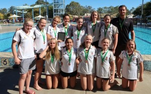 UNSW Wests Killer Whales - 2018 Girls 14&Under National Bronze Medalists
