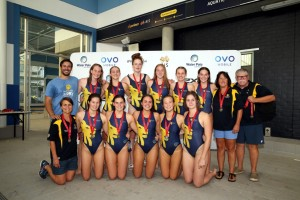 Sydney University - 2018 Girls 18&Under National Silver Medalists